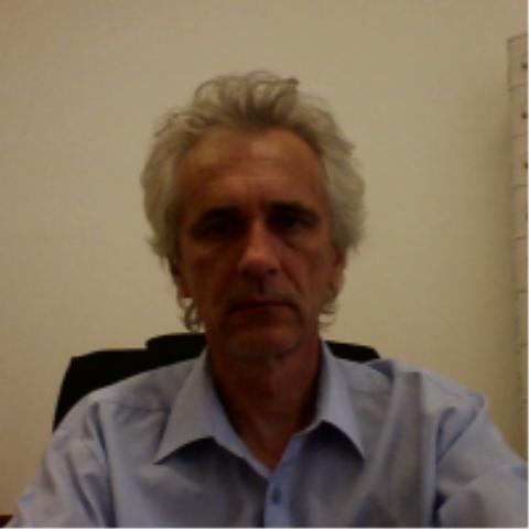 Photo of Dr. Tamás Zoltán Szabó