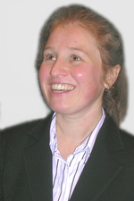 Photo of Dr. Mónika Van Leeuwen-Polner